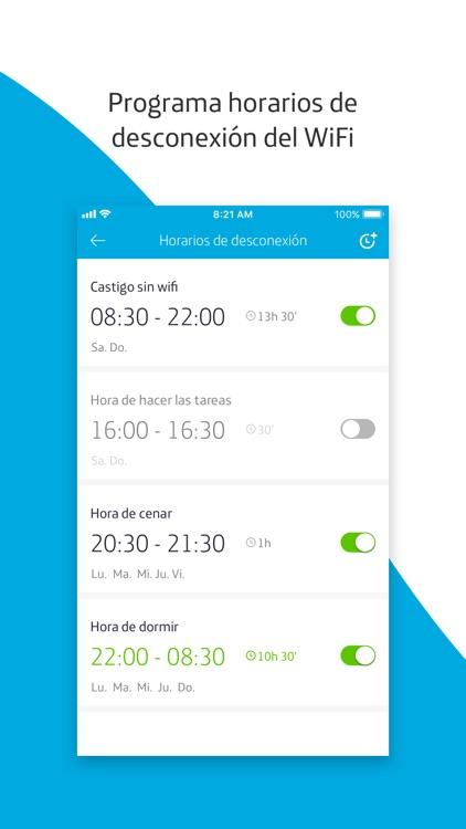Smart WiFi de Movistar screenshot-4