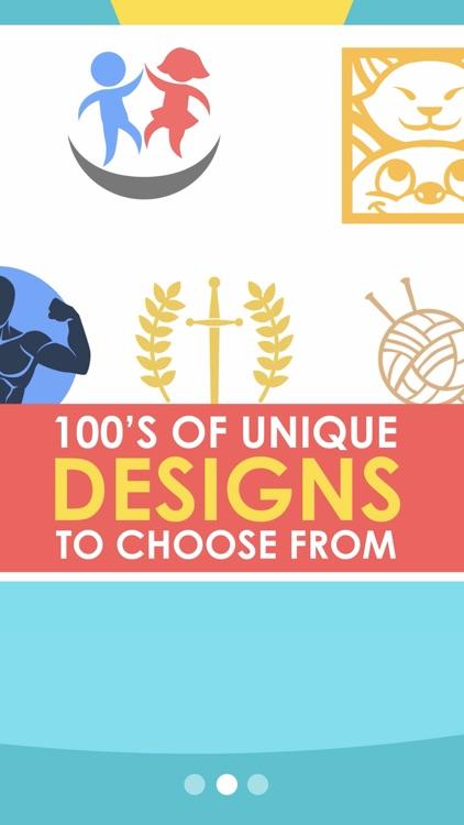 Logo Maker* screenshot-4