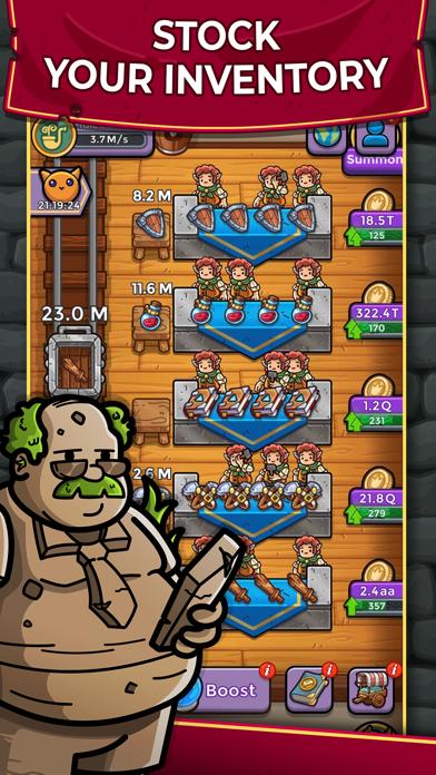 Dungeon Shop Tycoon screenshot 4