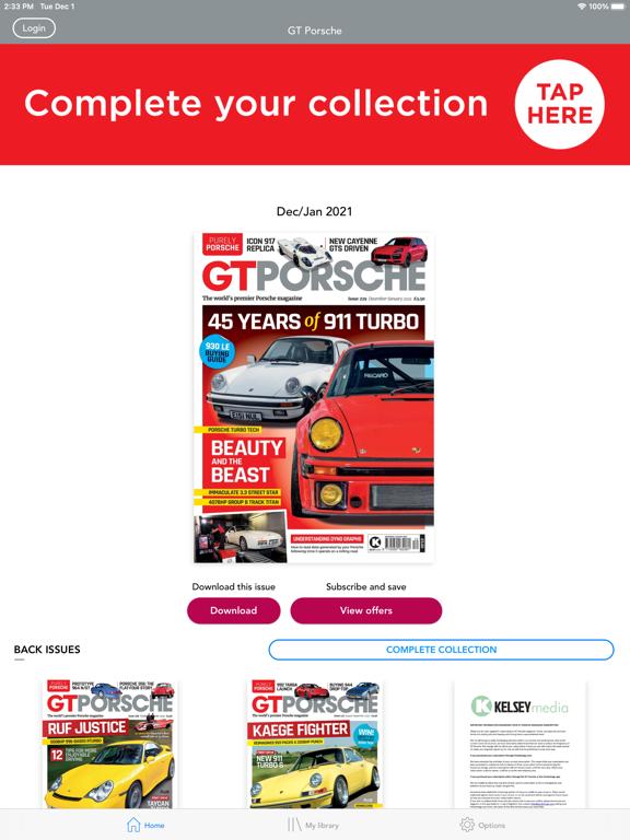 GT Porsche screenshot 9