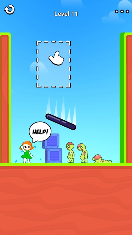 Draw Hero 3D: Puzzle Game screenshot-4