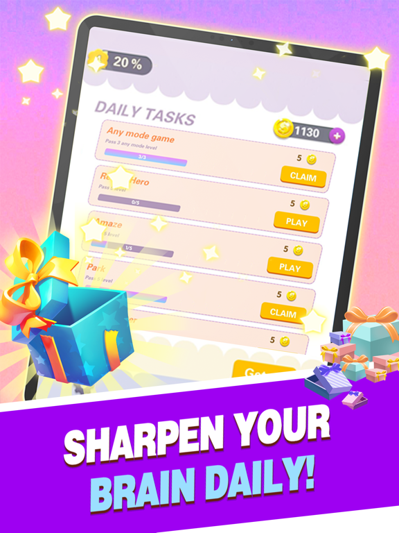 Puzzless - puzzle collections screenshot 7