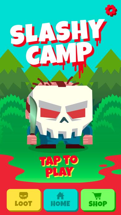 Slashy Camp screenshot 1