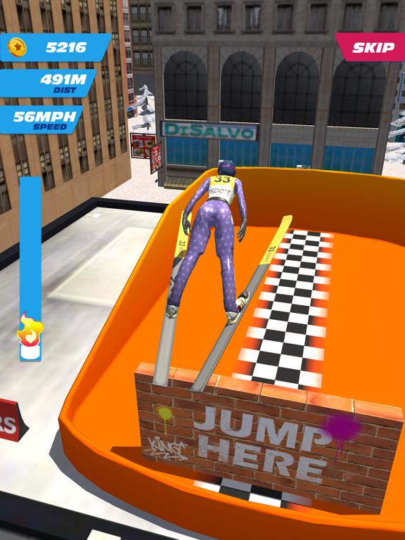 Ski Ramp Jumping screenshot 9