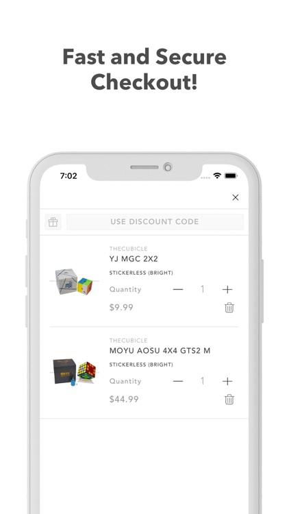 TheCubicle Mobile screenshot-4