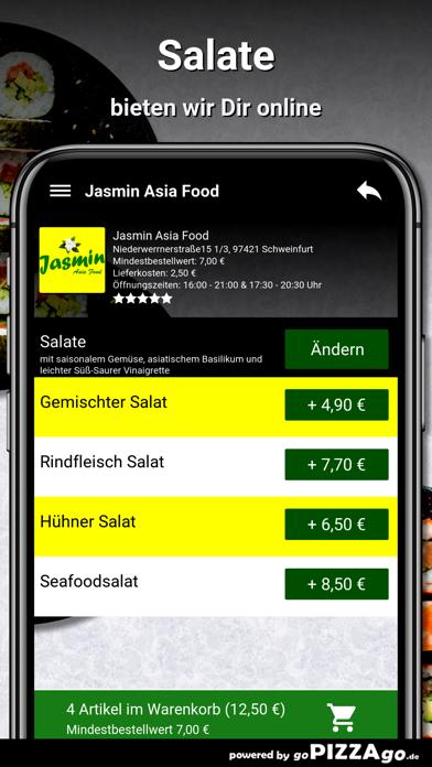 Jasmin Asia Food Schweinfurt screenshot 5
