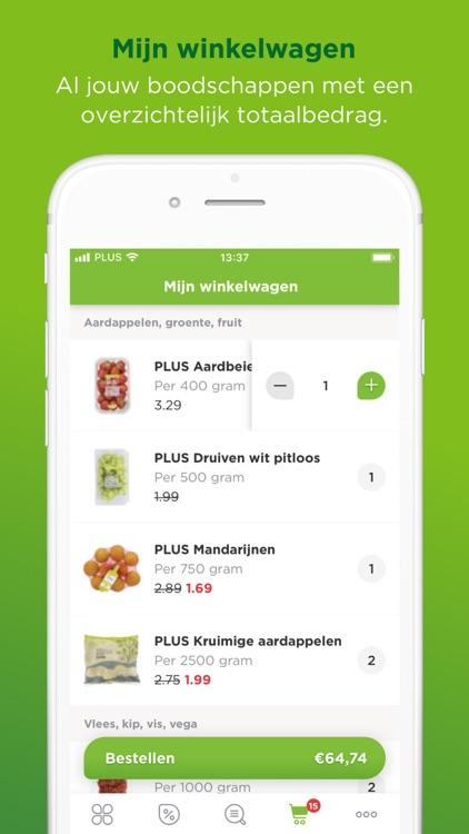 PLUS supermarkt screenshot-4