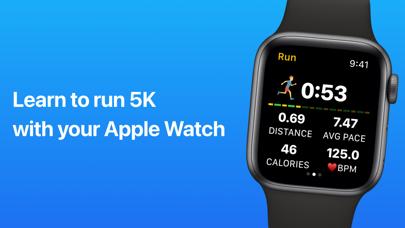 Watch to 5K - Couch to 5km Runのおすすめ画像1