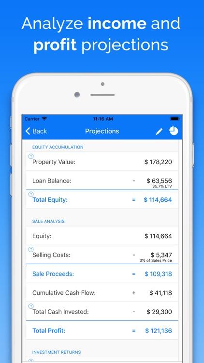 DealCheck: Analyze Real Estate screenshot-6