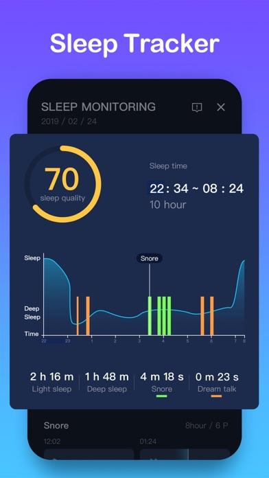 Deep Sleep:Sleep Sounds&Cycle Screenshot