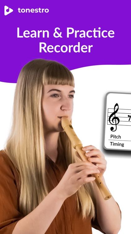 tonestro for Recorder