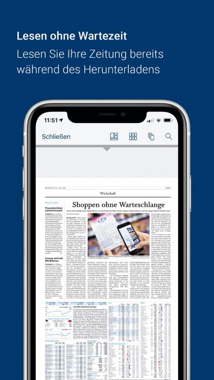 sh:z ePaper - Zeitungen für SH screenshot-3