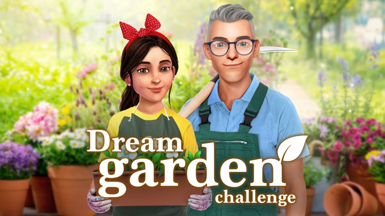 Dream Garden Challenge
