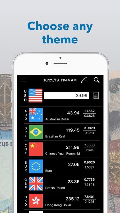 Currency converter ² screenshot-8