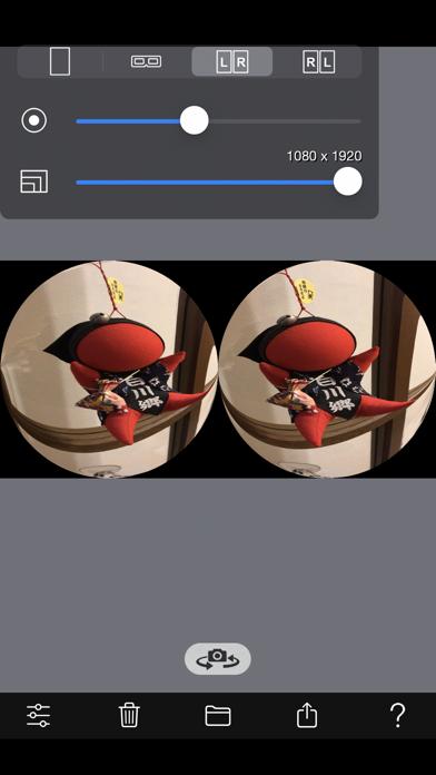 3D Fisheye Camera screenshot 6