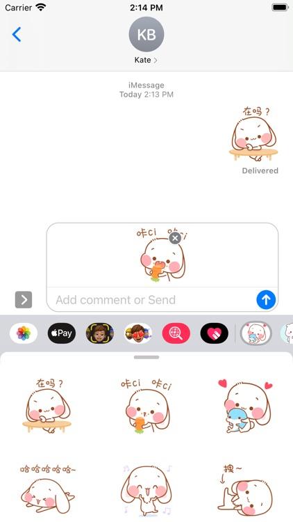Cute Little Rabbit screenshot-4