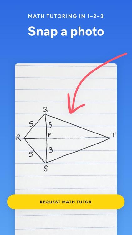 Yup — Math Tutoring App screenshot-3