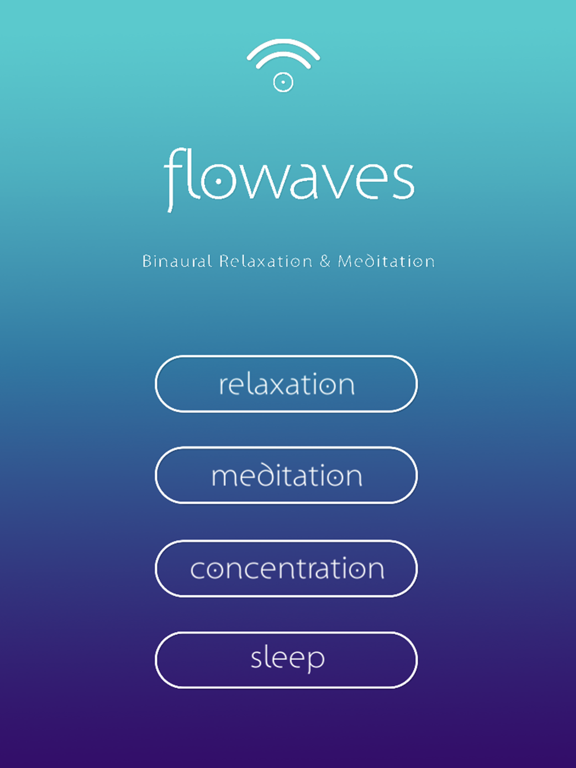 Flowaves: Binaural beats screenshot 8