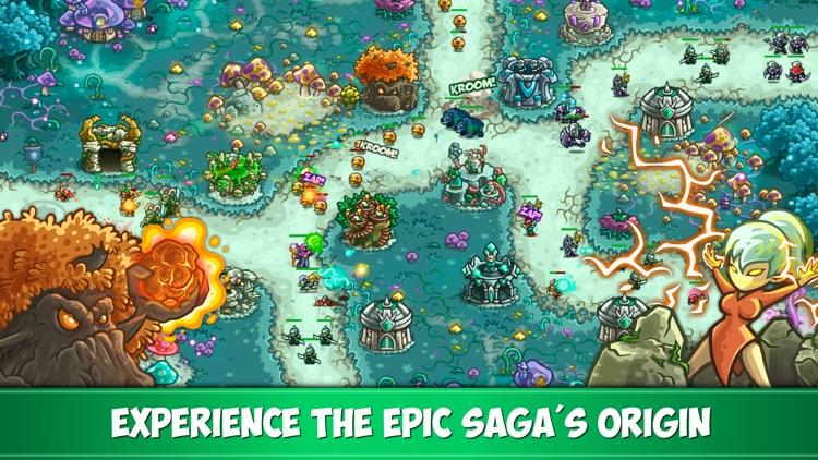 Kingdom Rush Origins TD screenshot-0