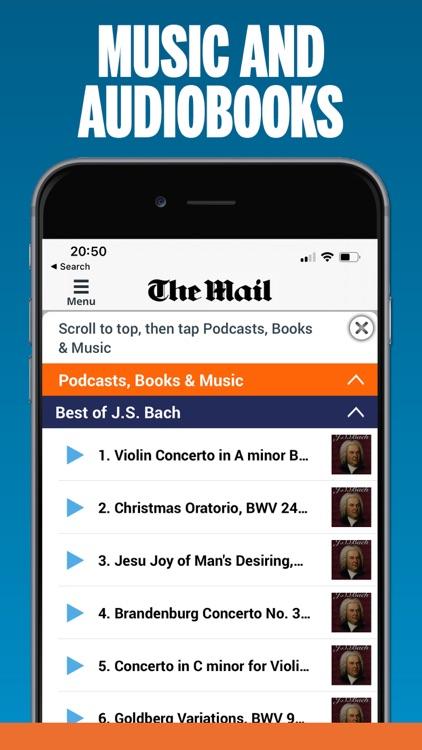Daily Mail Newspaper Edition screenshot-5