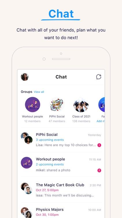 IRL - Event Social Network screenshot-5
