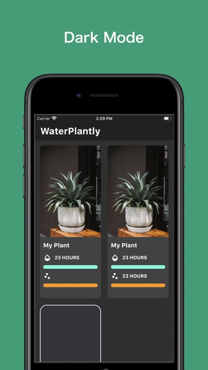 WaterPlantly - Reminder