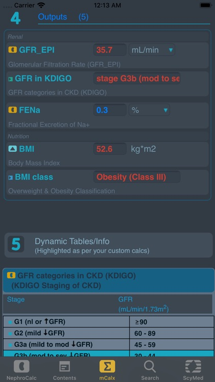 NephroCalc™ screenshot-4