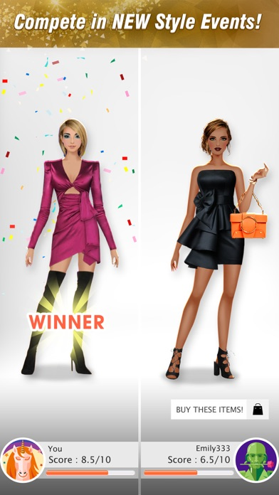 Dress Up Fashion Design Studio for windows pc