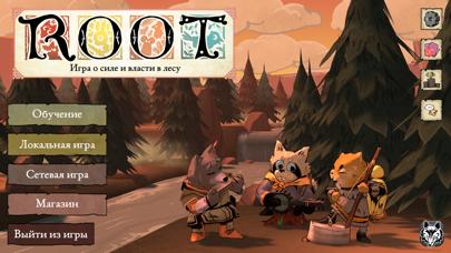 Скриншот №1 к Root Board Game