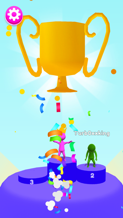 Hexagon Run 3D screenshot 4