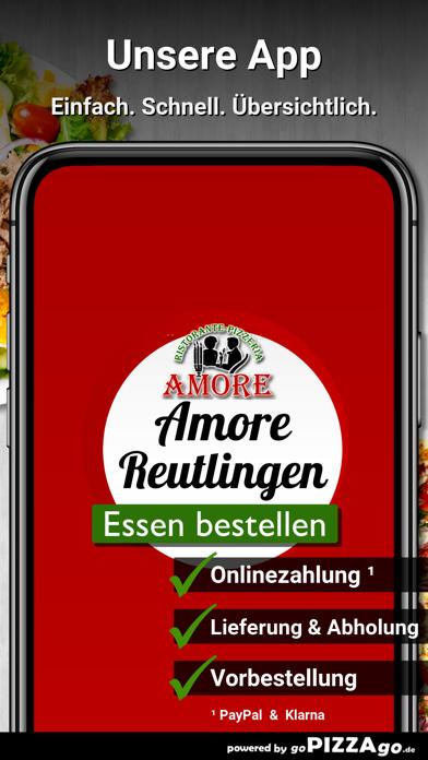 Amore Reutlingen Rommelsbach screenshot 1