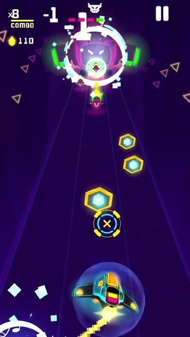 Rocket Hero EDM screenshot 2