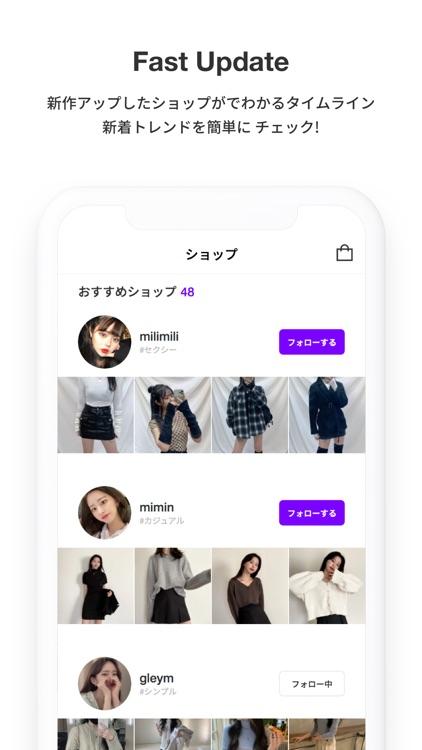 NAUNAU-ナウナウ-ファッション通販 screenshot-3