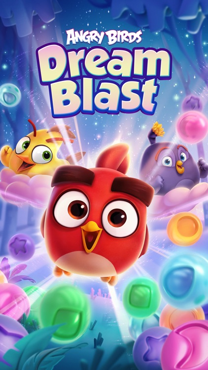 Angry Birds Dream Blast screenshot-6