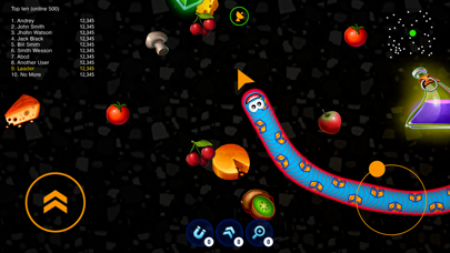WormsZone.io - Hungry Snake på PC