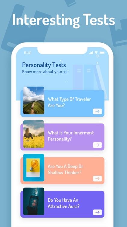 LifeSeeker-Tests&FaceEffects screenshot-5