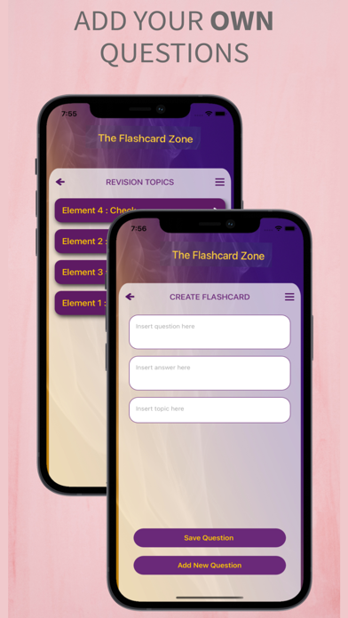 GCSE Business Flashcards screenshot 2