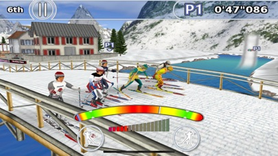 Athletics: Winter Sports screenshot two
