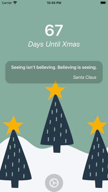 Days Until Xmas Widget screenshot-4