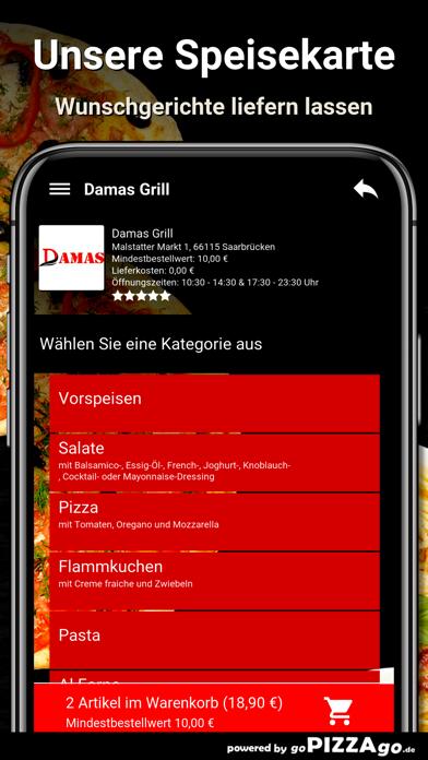 Damas Grill Saarbrücken screenshot 4