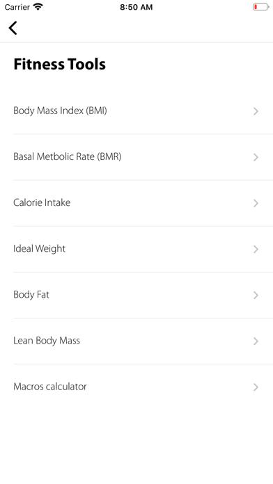 Heliox Fitness screenshot 2