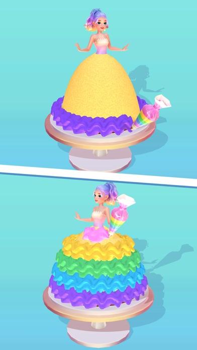 Icing On The Dress screenshot 2