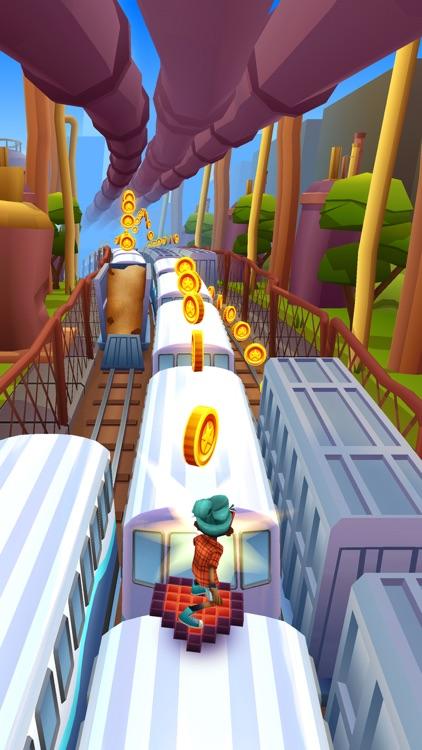 Subway Surfers screenshot-3