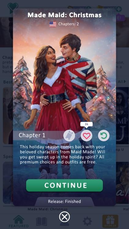 Love Choice: Interactive play screenshot-8