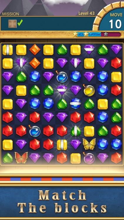 Jewels Pharaoh screenshot-5