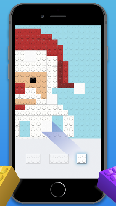 Blocky Coloring – Block Puzzle free Resources hack