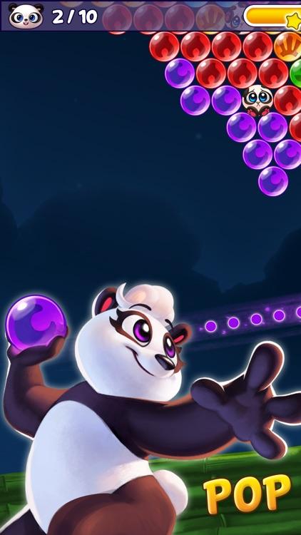 Bubble Shooter - Panda Pop! screenshot-0