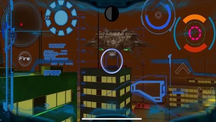 Iron Robot - The Steel Man screenshot-5