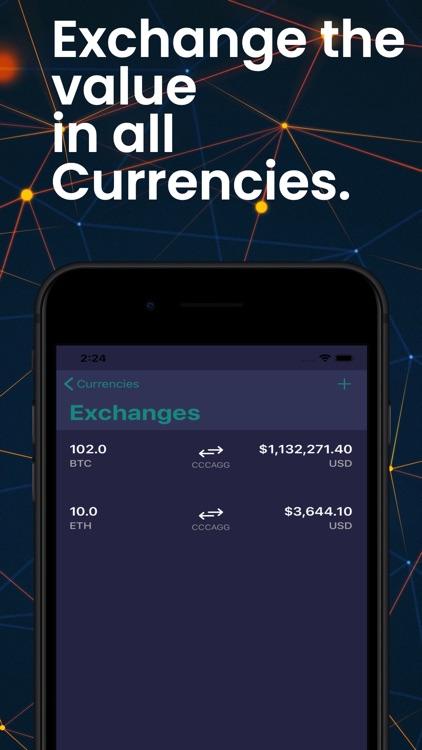 Crypto Portfolios Tracker
