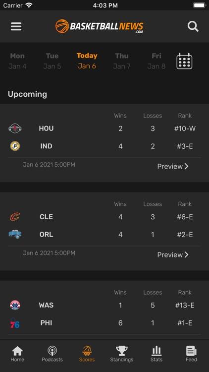 BasketballNews.com screenshot-6
